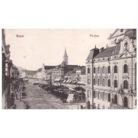 Kassa, Fő-utca
