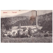 Miskolc, Papírgyár