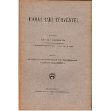 Hammurabi Törvényei