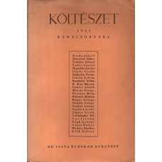 Költészet 1941 karácsonyára- Berda József, Illyés Gyula, Radnóti Miklós, Somlyó György...