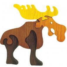 Fauna játékok- Állat figurák: jávorszarvas