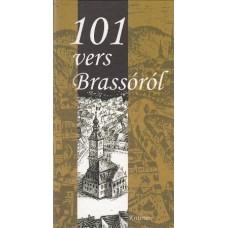 101 vers Brassóról- Válogatta Jancsik Pál és Krajnik-Nagy Károly