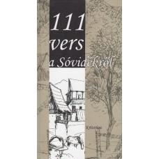 111 vers a Sóvidékről- Válogatta Katona Éva