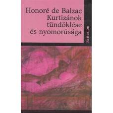 Honoré de Balzac: Kurtizánok tündöklése és nyomorúsága