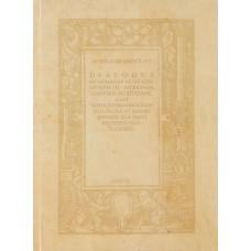 Aurelius Brandolinus: Aurelius Brandolinus dialógusa az emberi sorsról és a testi betegség elviseléséről