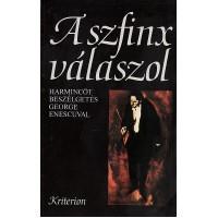 A szfinx válaszol- Harmincöt beszélgetés George Enescuval