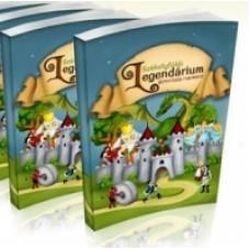 Székelyföldi Legendárium könyv
