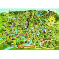 Székelyföldi Legendárium térkép