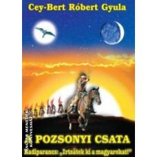 Cey-Bert Róbert Gyula: A pozsonyi-csata