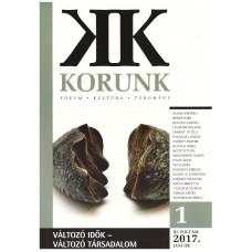 Korunk 2017/1