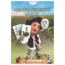 Székelyföldi Legendárium: Memóriafejlesztő kártya