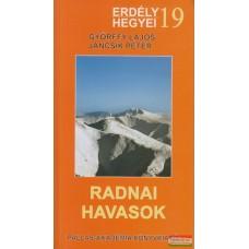 Győrffy Lajos-Jancsik Péter: Radnai havasok (Erdély hegyei 19.)