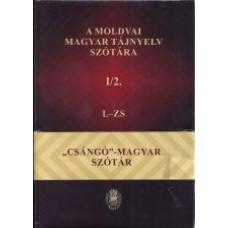 A moldvai magyar tájnyelv szótára (1-2 kötet)