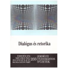 Orbán Gyöngyi: Dialógus és retorika
