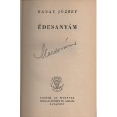 Babay József: Édesanyám
