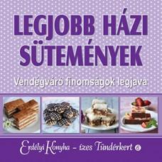 Legjobb házi sütemények: Vendégváró finomságok legjava