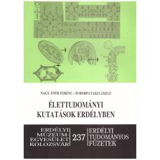 Nagy-Tóth Ferenc, Fodorpataki László: Élettudományi kutatások Erdélyben