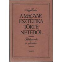Nagy Endre: A Magyar Esztétika Történetéből