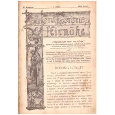 Szent Ferencz Hirnöke II. évfolyam