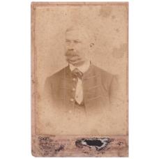 Báró Kemény István fényképe (készült 1881 előtt)
