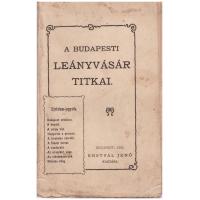 A budapesti leányvásár titkai