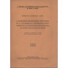 Borsányi-Kazinczy-Tisza: A Korszerű légiháboru fegyverei