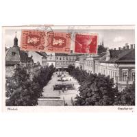 Miskolc - Erzsébet-tér