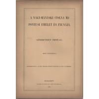 Lőrenthey Imre: A Nagy - Mányoki (Tolna M.) Pontusi emelet és faunája
