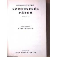 Henrik Pontopidan: Szerencsés Péter I-II