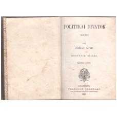 Jókai Mór: Politikai divatok 2 kötet