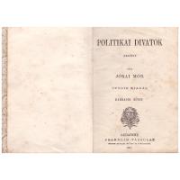 Jókai Mór: Politikai divatok 3 kötet