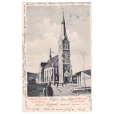 Máriaremete - Az új templom