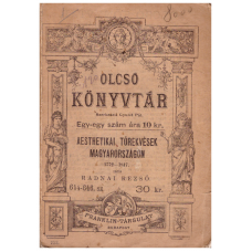 Aesthetikai törekvések Magyarorsyágon 1772-1817