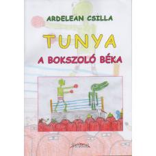 Ardelean Csilla: Tunya a bokszoló béka