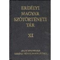Vámszer Márta: Erdélyi Magyar Szótörténeti Tár XI